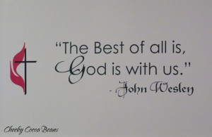john wesley quotes on grace - Google Search