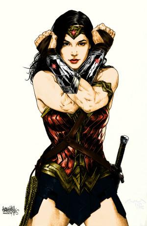 Re: Gal Gadot IS Wonder Woman! - - Part 22