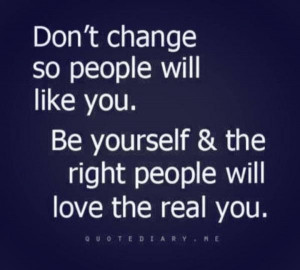 Popular Inspirational Words, Quotes, Sayings, Cute, Be Yourself