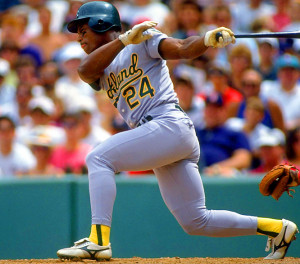 Rickey Henderson Baseball Hall of Fame Pictures