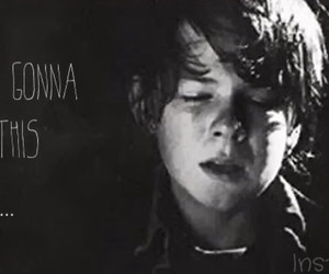 carl grimes quotes