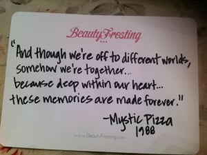 BF QOD: These are the times to remember