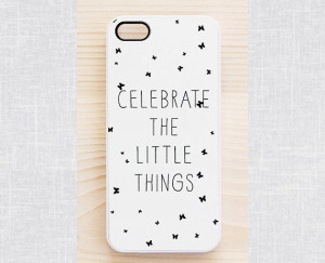 Quote iPhone 5 case, quote iPhone 5S case, hipster iPhone 4 case ...
