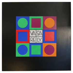 Victor Vasarely Planetary Folklore Participations n 1