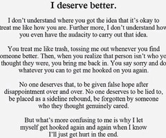 deserve better quotes source http quoteko com tagged deserve better ...