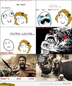 Funny Joke This Sparta Want