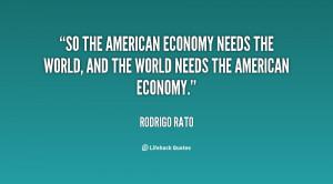 Economic Quotes Famous