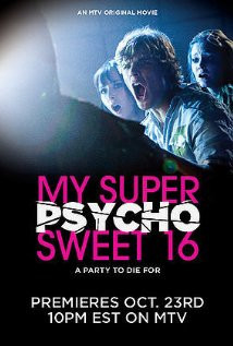 My Super Psycho Sweet 16 (2009) Poster