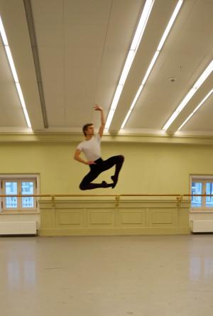 Russian Ballet Dancers