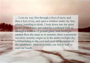 David Henry Thoreau Quotes Walden