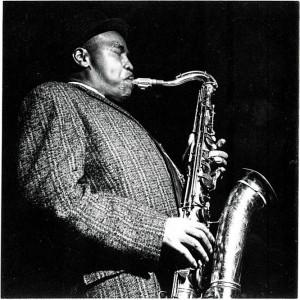 Ike Quebec, 1918 - 1963, Tenor Saxophonist