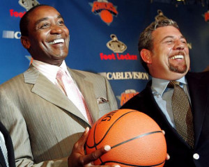 ... their fans about Isiah Thomas' ongoing role with the organization