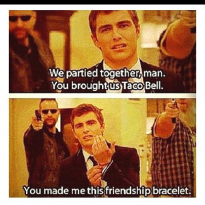 BEST movie quote ever :) I love this guy! :D If you haven't seen 21 ...