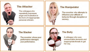 Nine Behavior Patterns of Challenging Co-Workers and Bosses