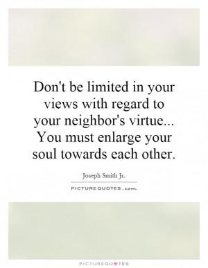 Joseph Smith Jr Quotes