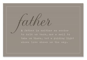 "Father's Day Celebration – ""Beautiful Boy"""