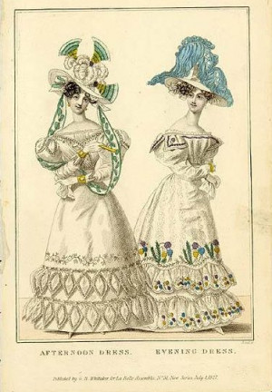 day and evening dress