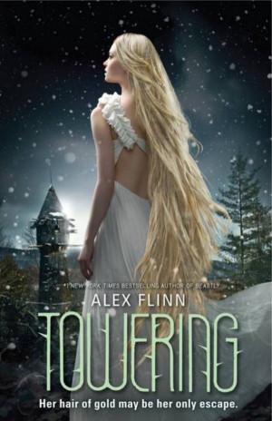 Towering by Alex Flinn (Miami International Book Fair)