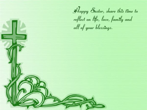 Happy Easter, Share This Time To Reflect On Life, Love, Family And All ...