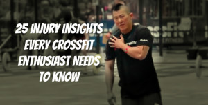 25 Injury Insights Every CrossFit Enthusiast Needs to Know