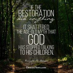 LDS General Conference Elder Nelson #ldsconf #lds #quotes More