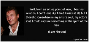 More Liam Neeson Quotes