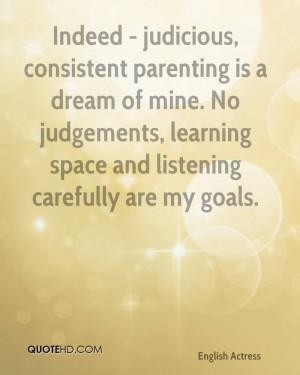 Emma Thompson Parenting Quotes