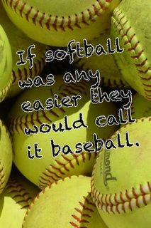 Jennie Finch Quote (About strike softball life fear)