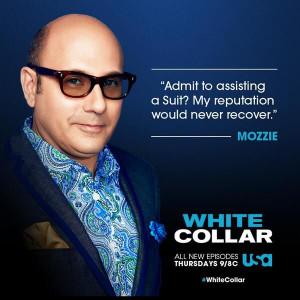 White Collar Quotes Mozzie quote #whitecollar