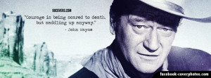 John Wayne Cover Photo
