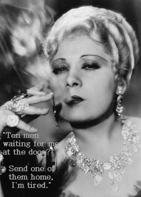 Confession: I *Love* Mae West