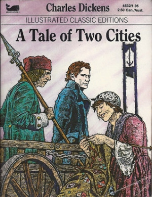 a tale of two cities quotes A tale of two cities themes essays discuss several major themes that run throughout the story in charles dickens' novel.