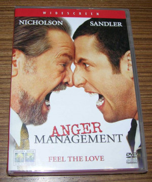 anger management cast