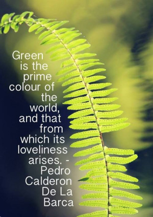 Nature, quotes, sayings, green colour, loveliness