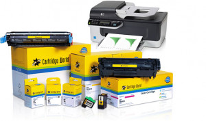 day delivery for our business customers. Most ink and toner cartridges ...