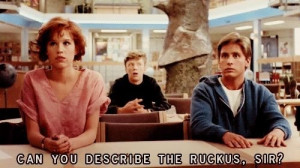 quotes from the breakfast club