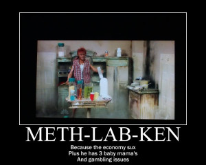 funny meth quotes