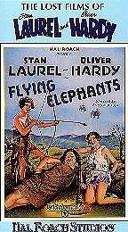 Laurel and Hardy - Flying Elephants