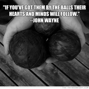 John Wayne Quot Life Hard
