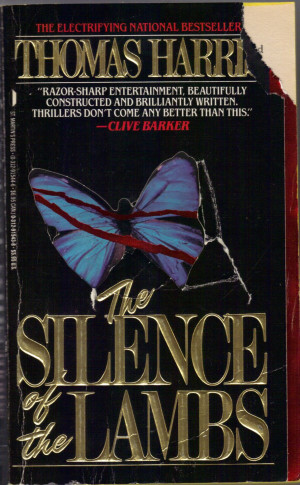 the silence of the lambs novel pdf