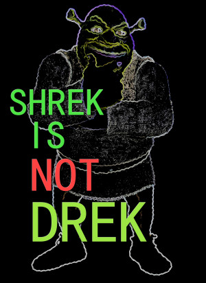 Shrek Love Quotes Love to the server