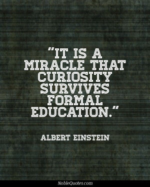 Quotes Creativity And Education ~ Arts Education Quotes on Pinterest ...