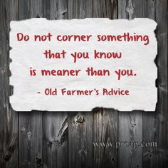 farmers farmer advic agricultural quotes farm life quotes farmer ...