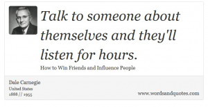 Related: People Who Talk About Themselves Quotes
