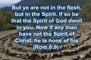God Holy Spirit