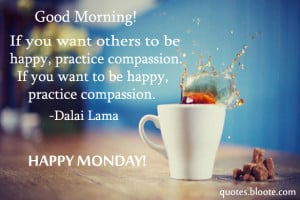 Monday , A new day , a new week a new sunrise, a new blessing. Make ...