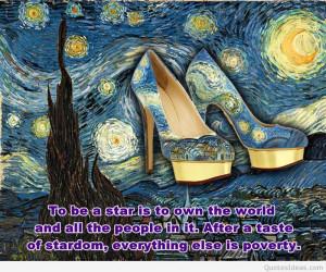 Art design famous quote