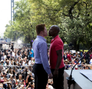 Mayweather vs Alvarez: THE ONE: Quotes from Mexico City