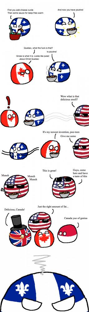 Polandball Canada