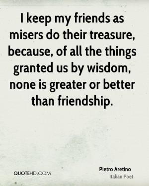 Pietro Aretino Wisdom Quotes